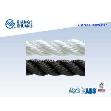 Three-Strand Polyester Rope